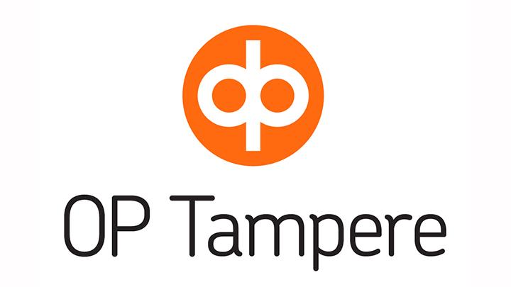 OP Tampereen logo.