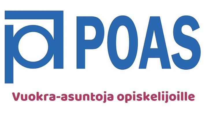 POAS - Vuokra-asuntoja opiskelijoille.