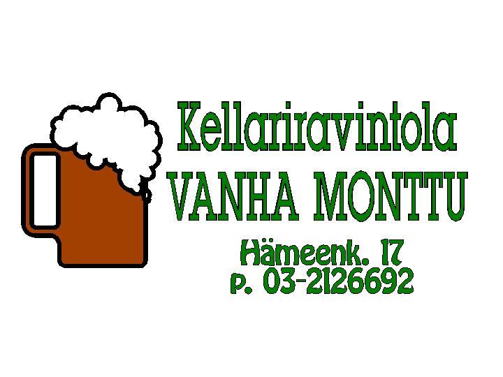 Vanha monttu logo